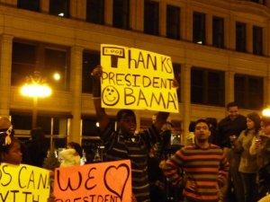 Thanks President Obama