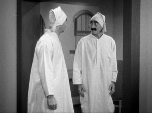 The Mirror Scene in Duck Soup
