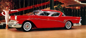 1957 Buick Roadmaster when GM was King