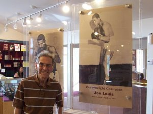 My Father at the Boxing Hall of Fame-1
