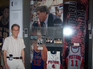 My Father at the Basketball Hall of Fame-1