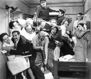 Marx Brothers in Night at the Opera