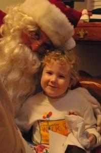 Noah and Santa